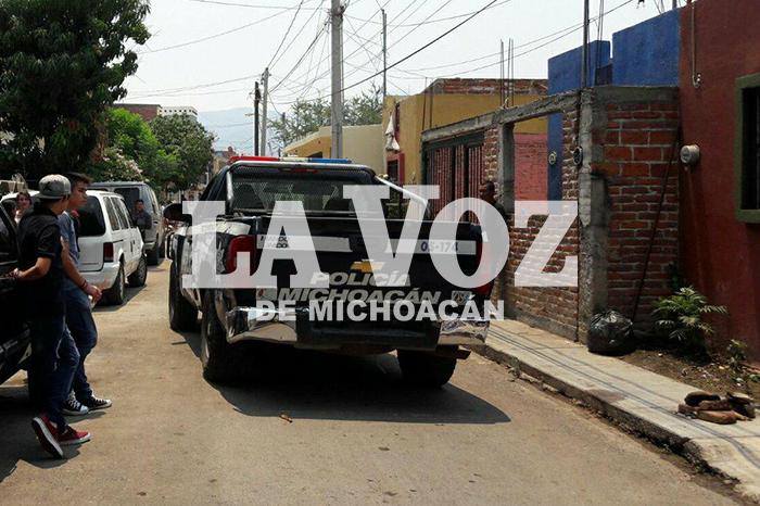 CHAVINDA A machetazos priva de la vida a su pareja en Chavinda, es detenido por la policía