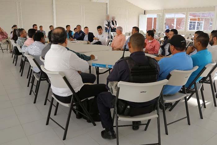 Cuartel Regional Jiquilpan beneficiará a más de 250 mil michoacanos: SSP