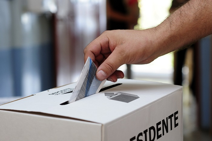 COSTA RICA-ELECTION-VOTERS