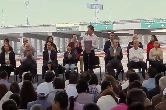 EPN destaca creación histórica de empleos durante su gobierno