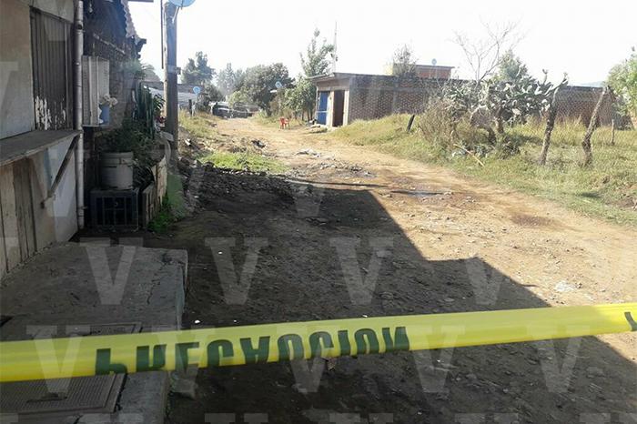 URUAPAN Ataque a tiros en una vivienda deja dos muertos y dos mujeres heridas (1)