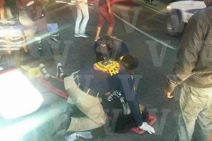 ZITÁCUARO Derrapa motoneta y dos adolescentes quedan heridas