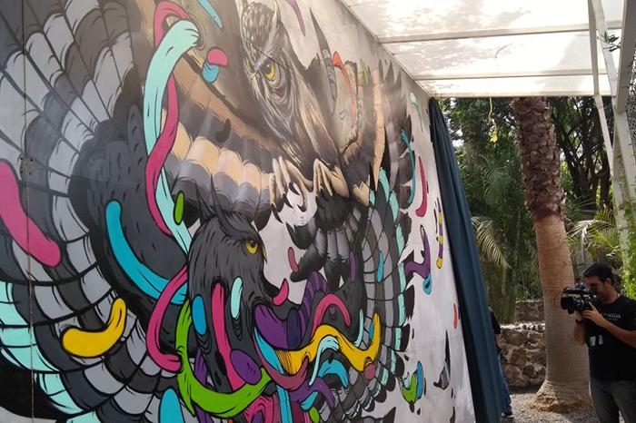 batalla mural