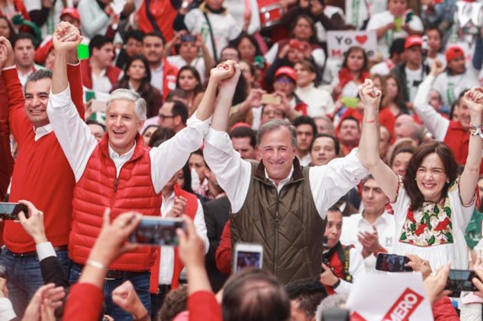 Compartimos indignación frente a la injusticia y corrupción: Meade