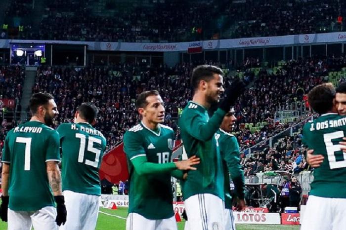 Filtran playera de visitante de México para Rusia 2018   La Voz de ... 83887f71dbdc1