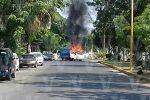 Michoacán en llamas