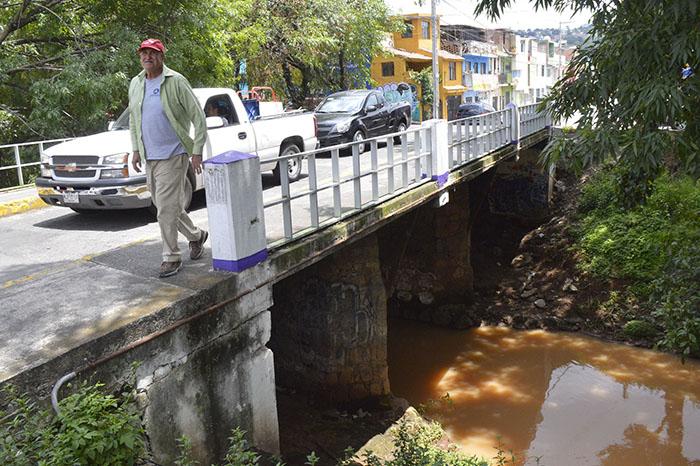 50 puentes vehiculares sobre ríos y drenes en Morelia