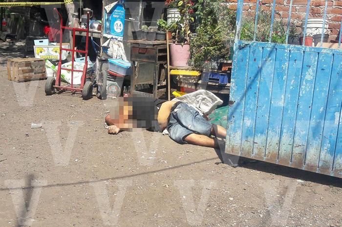URUAPAN Localizan cadáver baleado, en Uruapan (2)