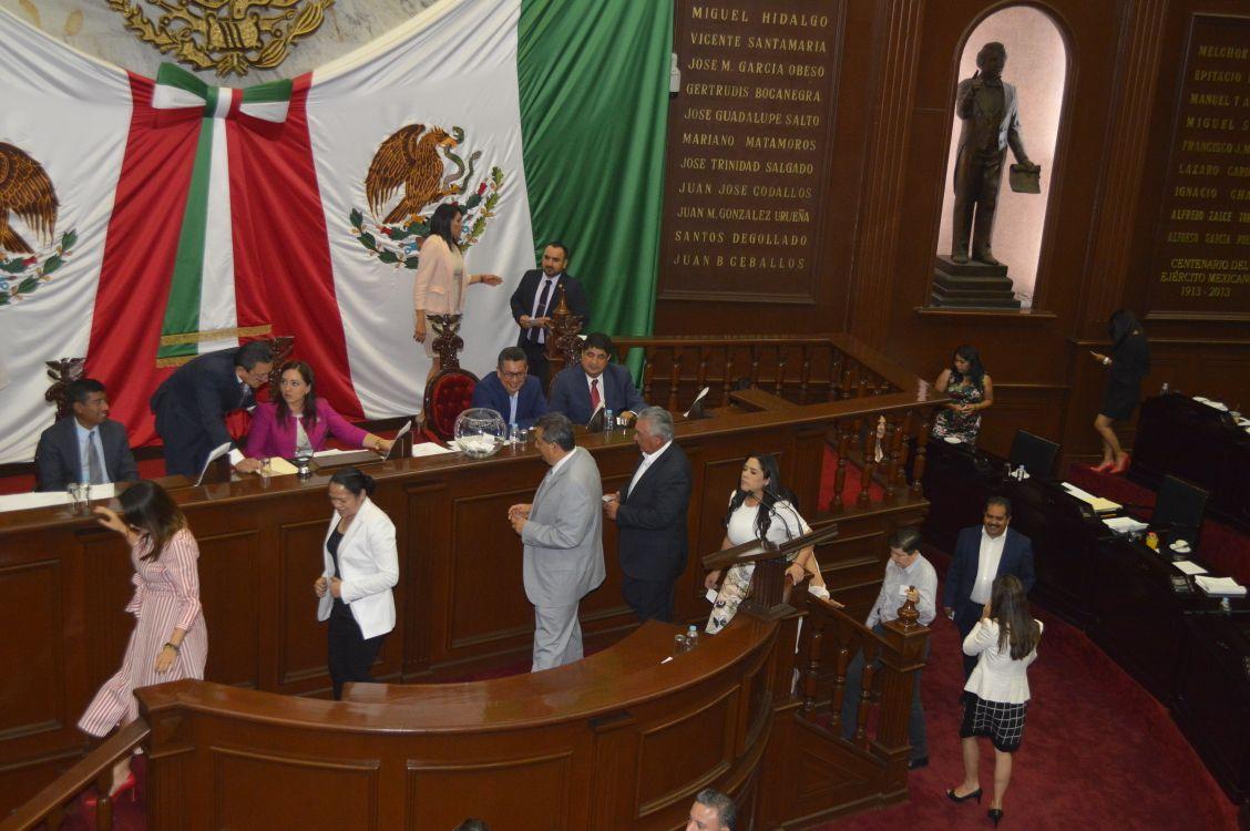 Latente, nueva convocatoria para fiscal anticorrupción en Michoacán