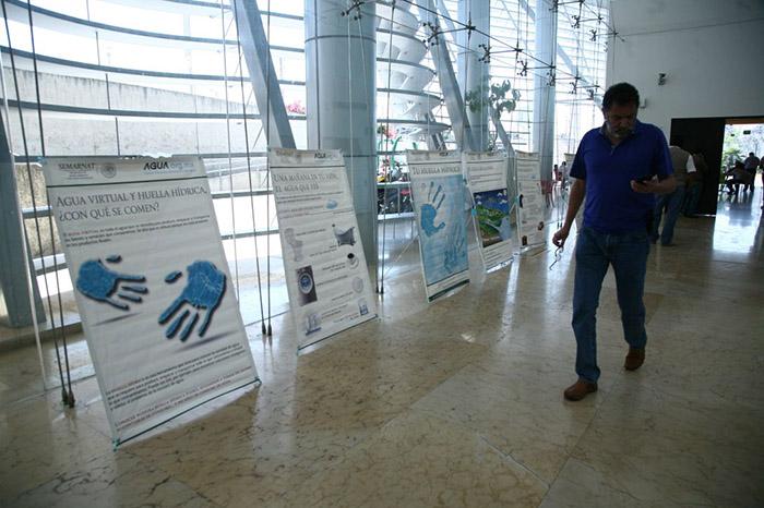 Funcionarios de CAPAM impartieron pláticas a propósito del Día Mundial del Agua