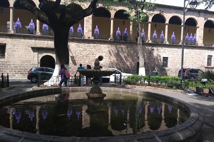 Morelia, lista para recibir al turismo