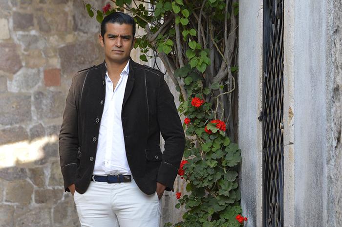 Sergio, pasión por los deportes y amante del rock