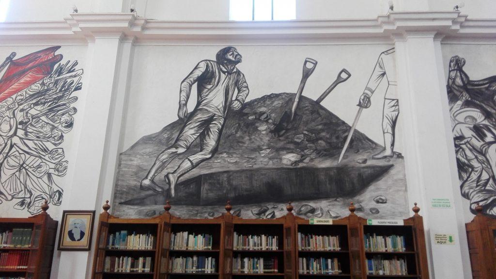 josé clemente orozco murales