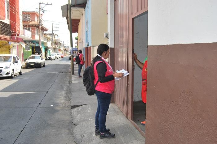 Supervisores y capacitadores electorales del iem
