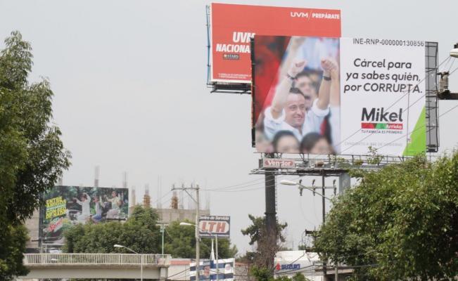 Rechaza Arriola apostar candidatura con Alejandra Barrales