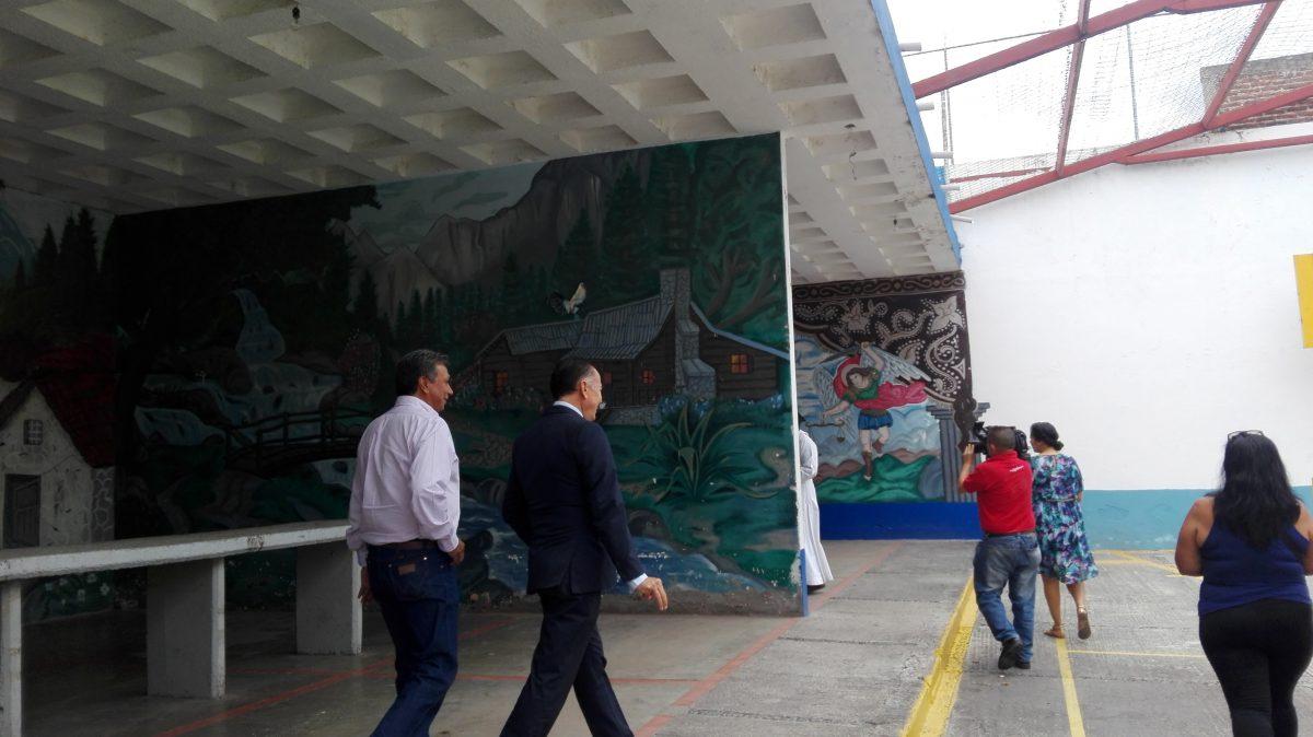 'Dan cobijo' a migrantes y comerciantes en Jiquilpan