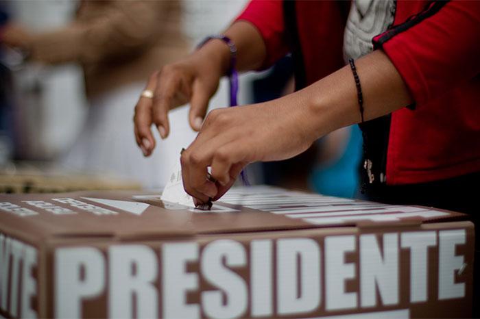 elecciones para presidente