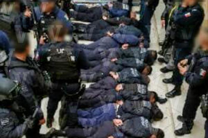 Detenidos todos los policías de un municipio de Michoacán