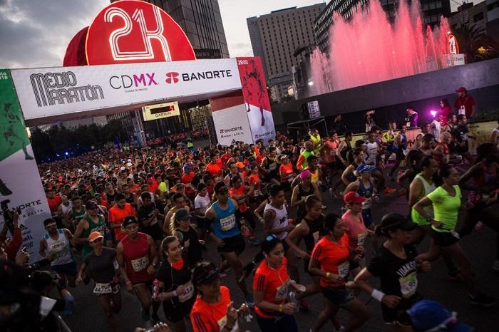 muere hombre maraton por infarto