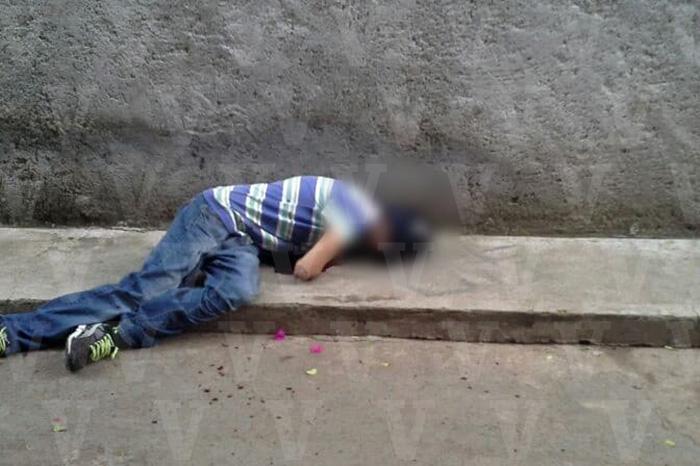 En Zamora persiguen y matan a motociclista en la colonia El Porvenir