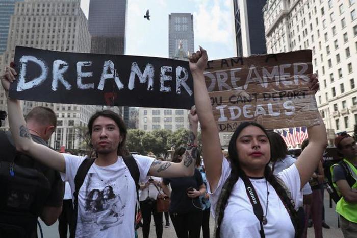 Estados Unidos ha alcanzado su maximo numero de detenciones de migrantes