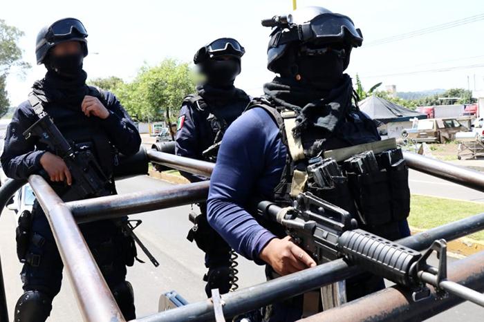 policias michoacan