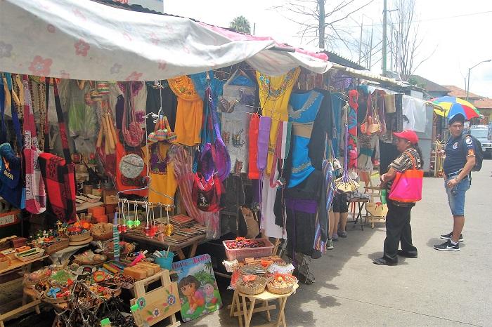 A la baja la comercialización de artesanías (1)