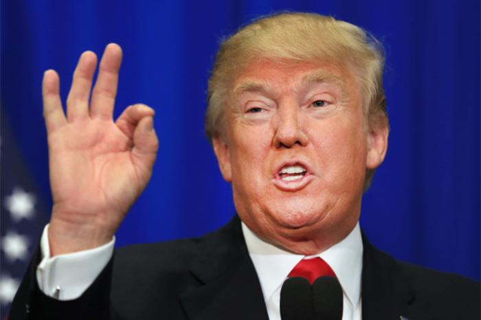 Donald Trump, tuiteó que un gran acuerdo con México se ve bien