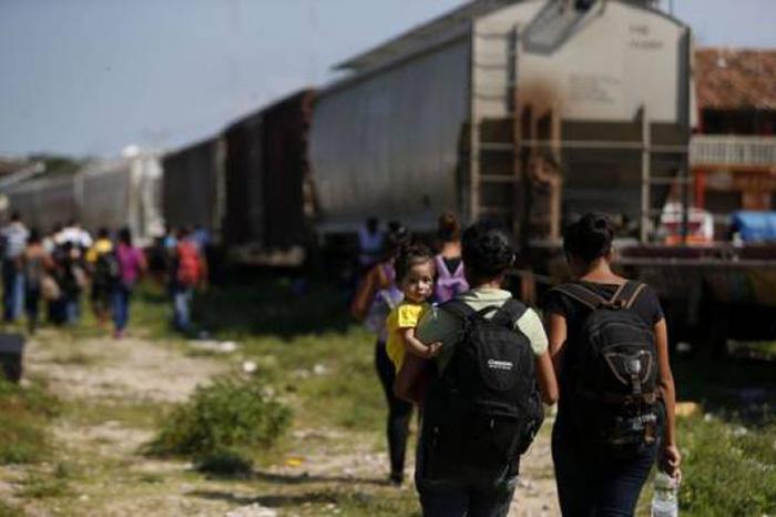 Integrantes del crimen organizado mantienen secuestrados a más de una veintena de migrantes centroamericanos