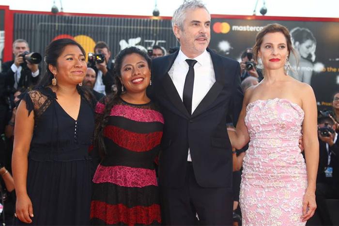 Roma, la nueva cinta de Alfonso Cuarón