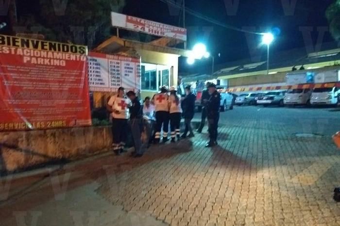 URUAPAN Taxista es herido a balazos en Uruapan docx