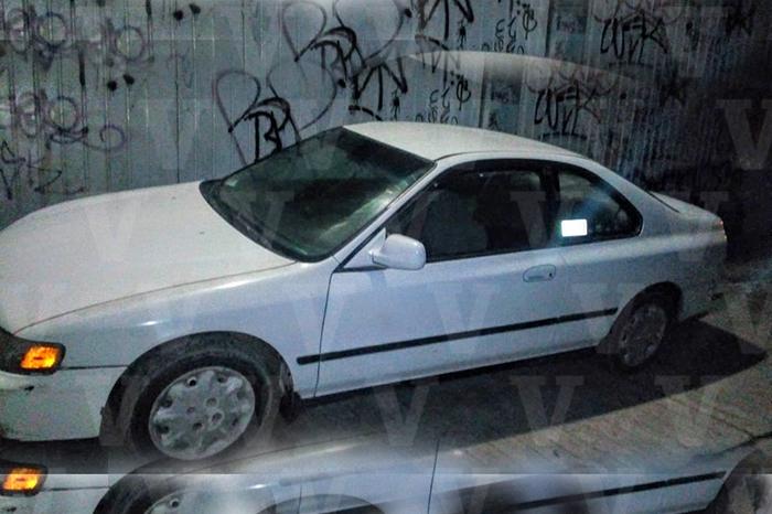 ZITÁCUARO Detienen a dos jóvenes por posesión de un automóvil robado