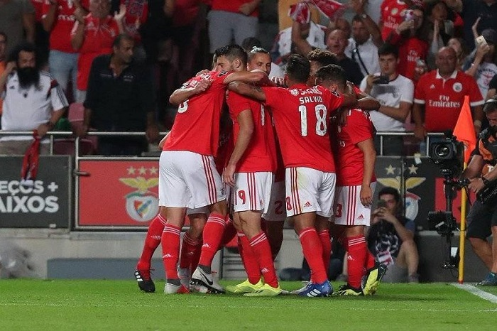 pizzi benfica portugal