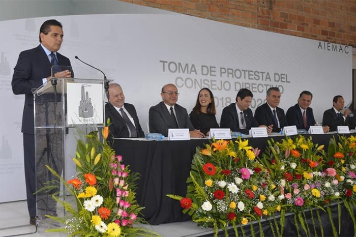 gobernador de michoacan