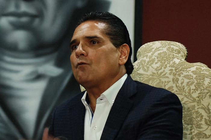 silvano aureoles, gobernador de michoacan