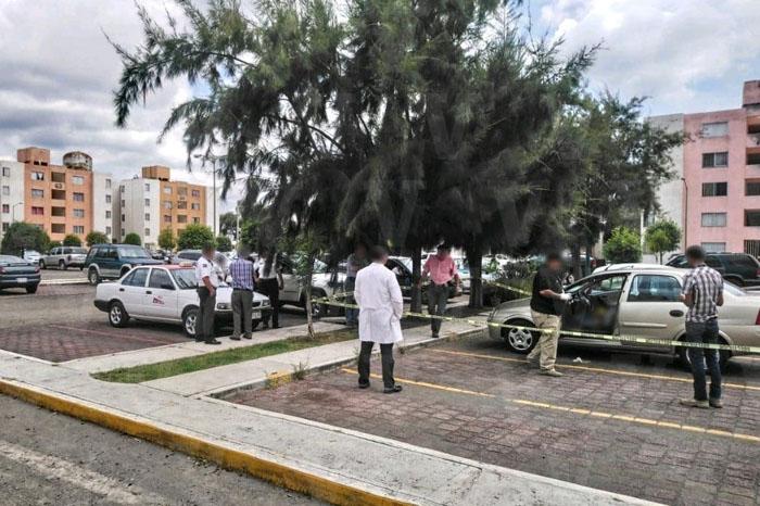 MORELIA Fallece hombre dentro de su auto en Campestre del Vergel