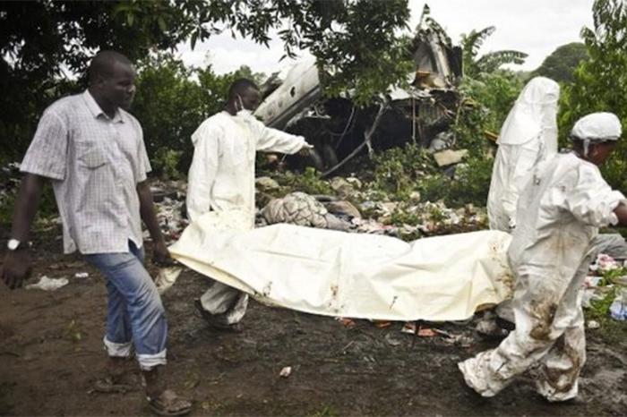 accidente sudan
