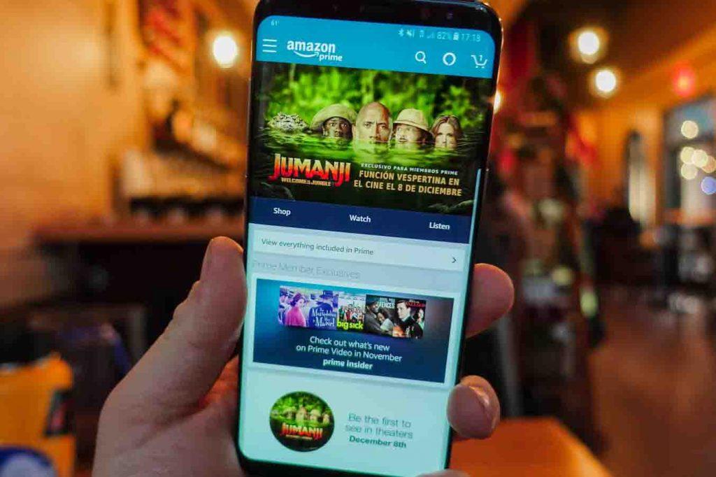 amazon prime video se convierte en tendencia en internet
