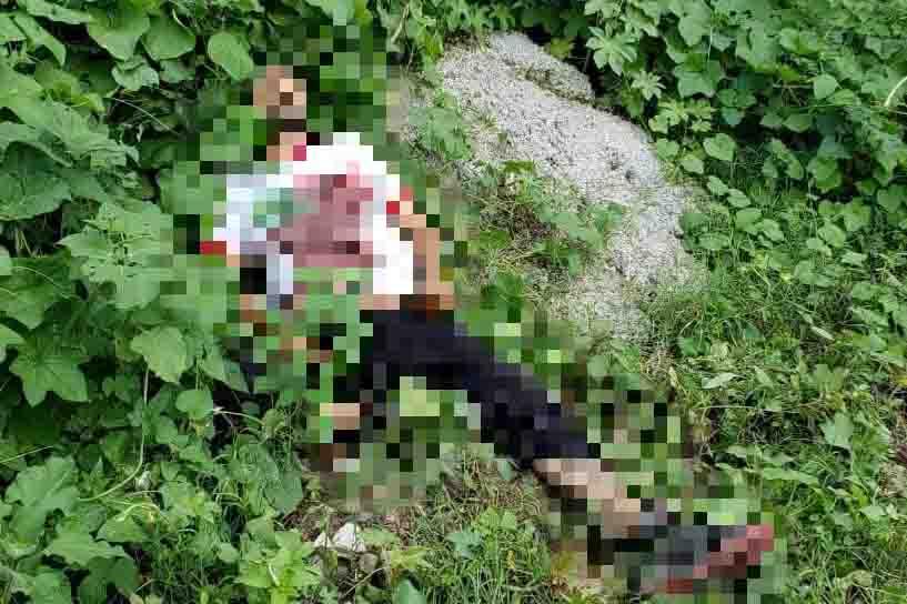 encuentran cuerpo con lesión de bala en zamora