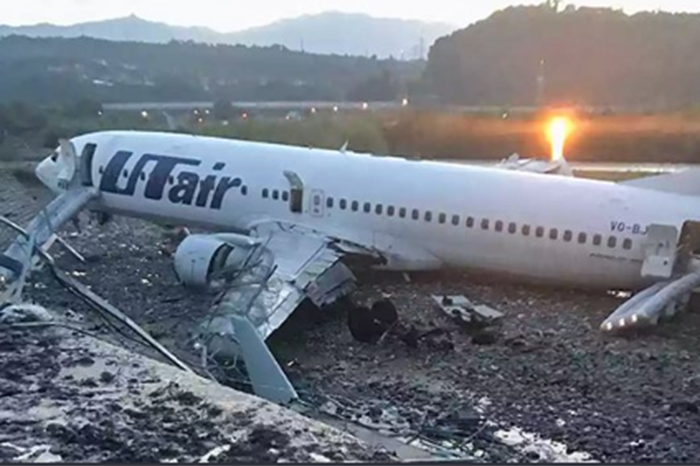 accidente avión rusia
