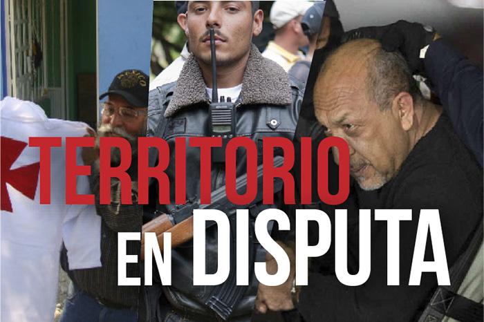Michoacán, territorio en disputa