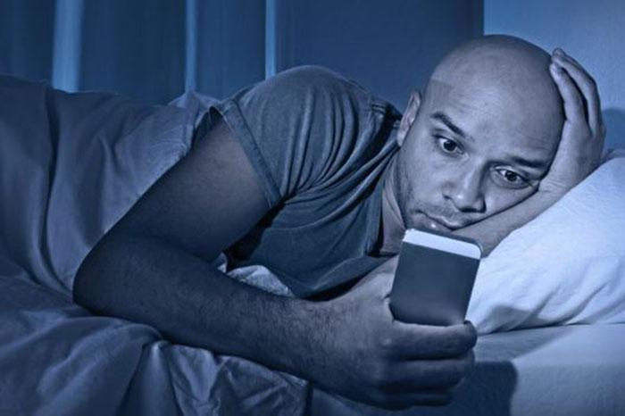 tecnologia roba el sueño