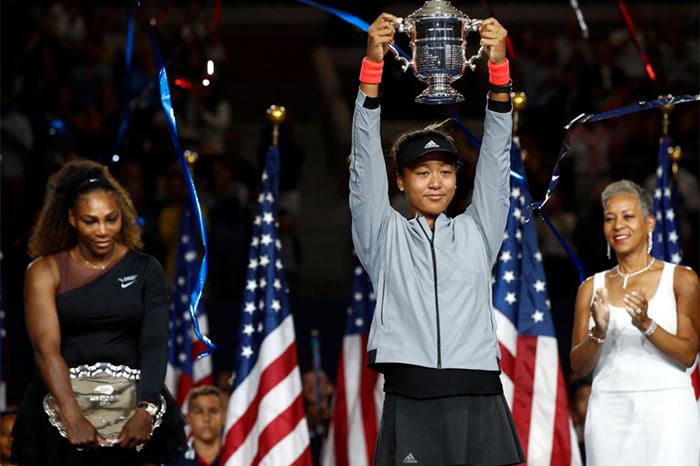 tenista se encuentra en la elite