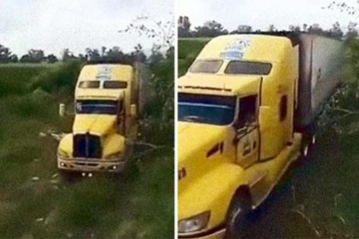 Hallado un camión de la Fiscalía de México con 157 cadáveres en su interior