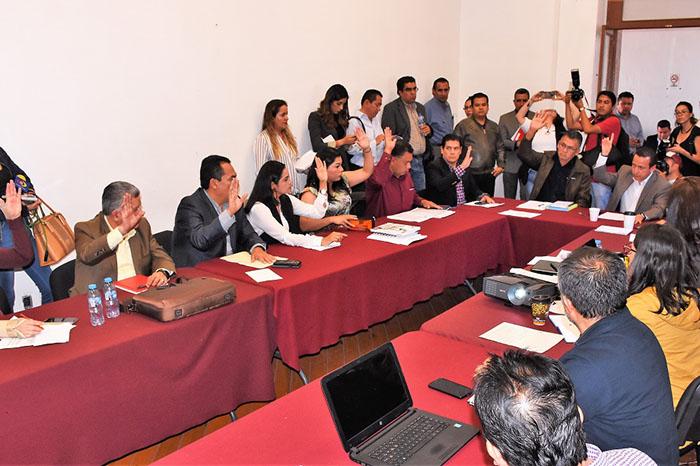 Diputados locales han acordado postergar la designación del próximo fiscal general de Michoacán