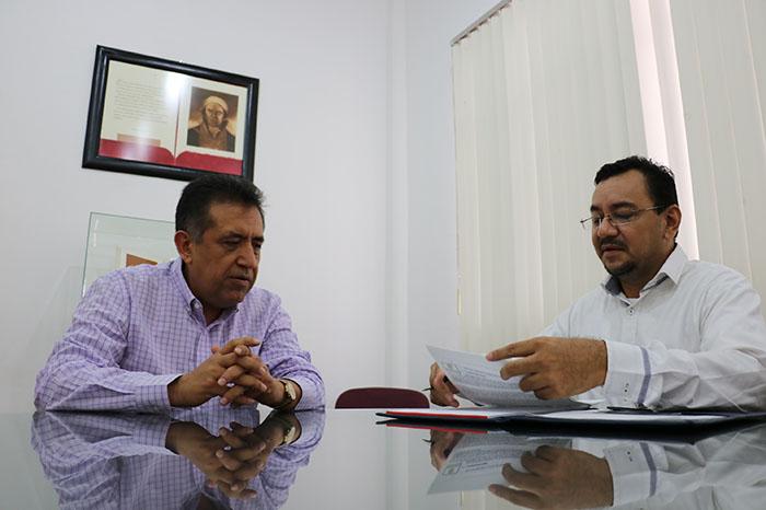 El Ayuntamiento de Apatzingán selló acciones conjuntas con la Mesa de Seguridad y Justicia