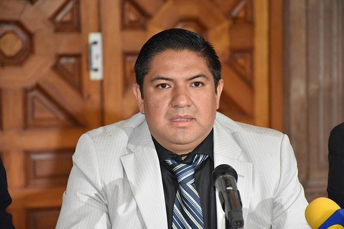El diputado Francisco Cedillo resaltó que se promoverá desde la agenda legislativa del PRD el trabajo conjunto para el estado