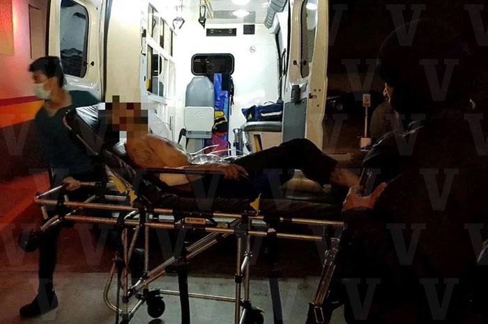 JACONA Dos hombres son baleados en una casa en Jacona (1)