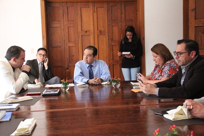 Quedó instalada la Comisión de Programación, Presupuesto y Cuenta Pública en el Poder Legislativo de Michoacán