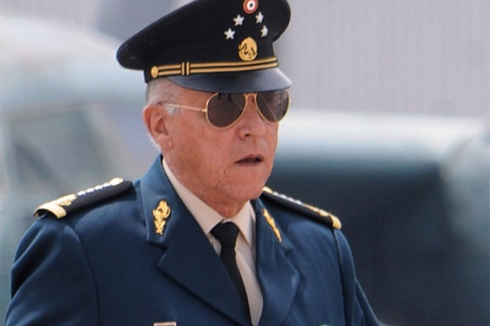 Detienen En Eua A Salvador Cienfuegos Exsecretario De La Defensa Nacional De Pena Nieto